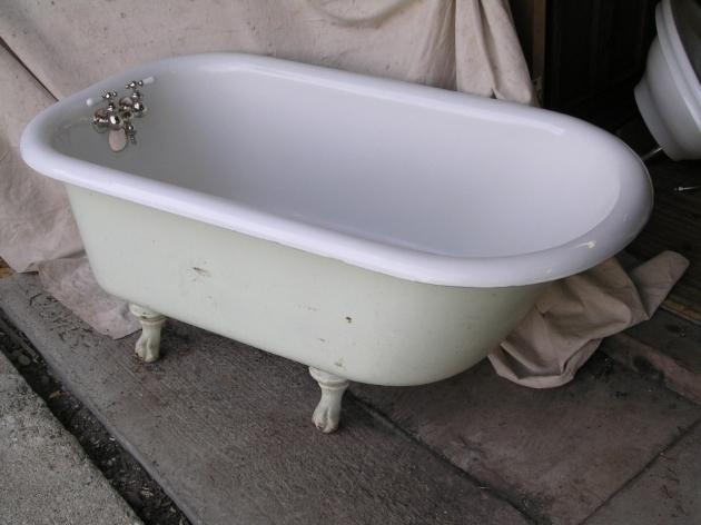 Fantastic Refinish Clawfoot Tub Bathroom Lovable Clawfoot Tubs For Awesome Bathrom Idea