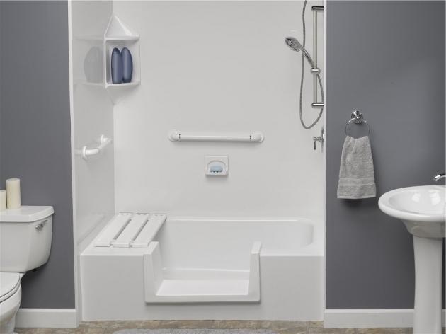 Fascinating Bathtub Inserts Step Thru Inserts Step In Bath Tub Step In Tub Bath Planet