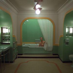 The Shining Bathtub Scene