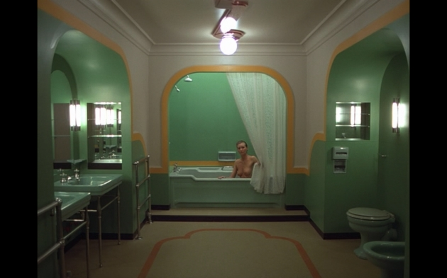 The Shining Bathtub Scene Designs