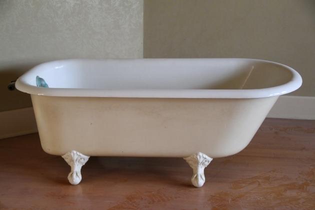 Fascinating Used Clawfoot Tub Used Claw Foot Tub Mobroi