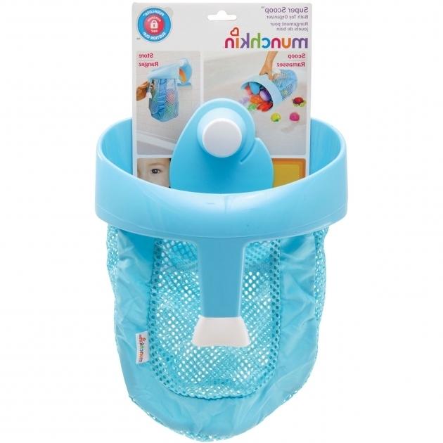 Incredible Bathtub Toy Holder Munchkin Super Scoop Bath Toy Organizer Blue Bath Tubs Toys