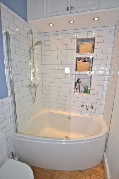 Deep tubs for small bathrooms