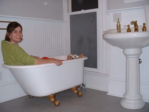 Marvelous Shower Caddy For Clawfoot Tub Bathroom Lovable Clawfoot Tubs For Awesome Bathrom Idea