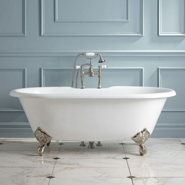 new clawfoot tub bathtub designs