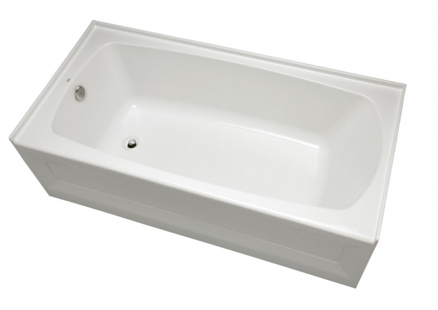 Picture of Mirabelle Bathtub Faucet Mirbds6030lwh In White Mirabelle