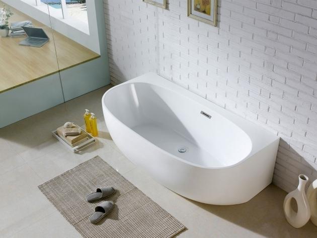 Stylish 58 Inch Bathtub Monte 58 X 33 White Oval Soaking Bathtub Pacific Collection