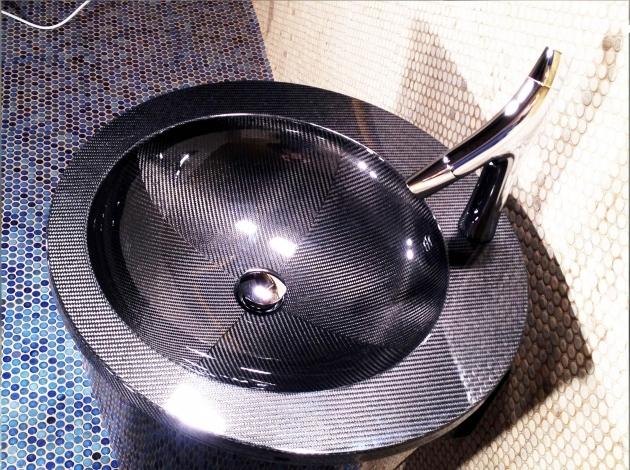 Stylish Carbon Fiber Bathtub Carbon Fiber For The House Residential Interior Design