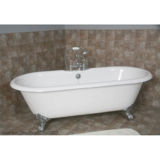 Stylish Classic Clawfoot Tubs Cast Iron Clawfoot Tubs Classic Clawfoot Tub