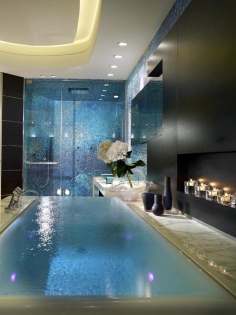 Stylish Infinity Bathtub Infinity Bathtub Design Ideas Pictures Tips From Hgtv Hgtv