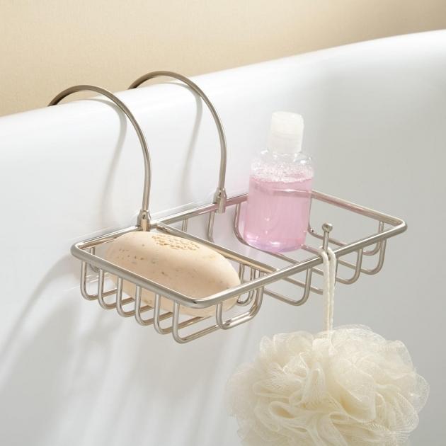Amazing Clawfoot Tub Shampoo Holder Clawfoot Tub Accessories Signature Hardware