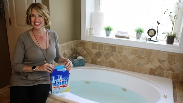 Fantastic How To Clean Bathtub Jets Easy Diy How To Clean Whirlpool Tub Jets Dont Look Under The