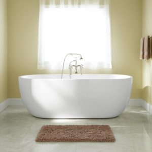 Extra Long Soaking Tub