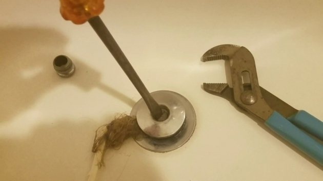 Incredible How To Remove Bathtub Stopper How Remove Moen Tub Stopper And Unclog Tub Drain Youtube