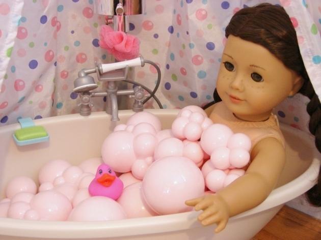 Wonderful American Girl Doll Bathtub American Girl Doll Play Our Doll Play Area The Bathroom